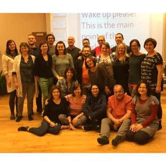 Advanced workshop i Polen 2016