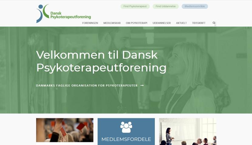 www.psykoterapeutforeningen.dk